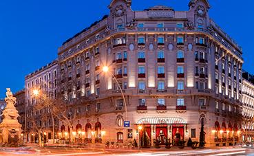 El Hotel El Palace Barcelona celebra este año su centenario