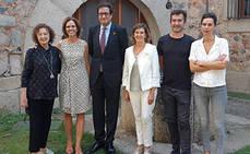 Paradores y La Fundación Caja de Extremadura presentan una exposición