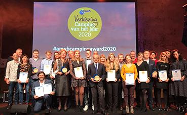 Playa Montroig gana el premio a 'Camping Familiar del Año'