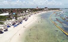 Bahia Principe reduce un 95% la presencia de sargazo en sus playas de Riviera Maya