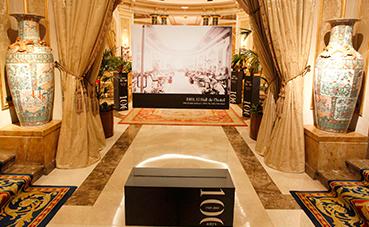 Del Ritz a El Palace Barcelona, una exposición fotográfica que recorre la historia de un hotel