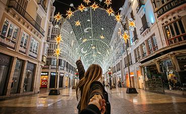 El turismo de luces: el nuevo motivo por el que la gente viaja en Navidad
