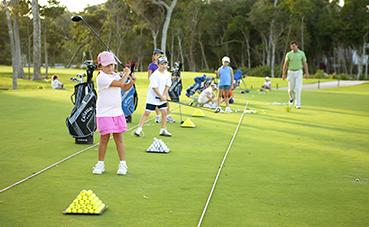 Riviera Maya Golf Club acogerá el torneo infantil Mayan Challenge 2019
