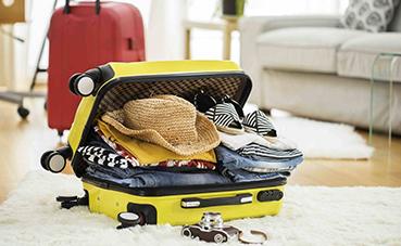 Viajar también estresa, el 18% de los españoles se agobia con la preparación de un viaje