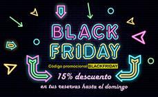 Vincci Hoteles ofrecerá un 15% de descuento en el Black Friday
