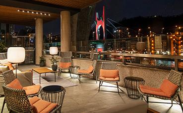 Vincci Consulado de Bilbao presenta su propuesta gastronómica Dinner Before Dark