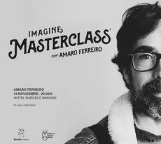 Imagine Masterclass, una lección musical de la mano de Amaro Ferreiro en Madrid Hotel Week