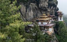 Bhutan (Himalaya).