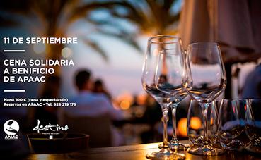 Destino Pacha Resort recauda fondos para la Apaac