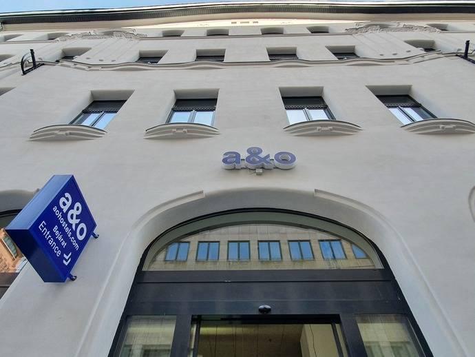La cadena a&o abre su primer hostel en Budapest