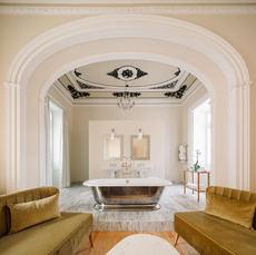 Palacio Príncipe Real, un hotel con aire español