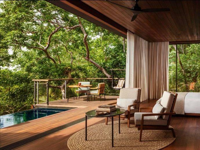 Abre un 'resort' de ultra lujo en el Pacífico mexicano