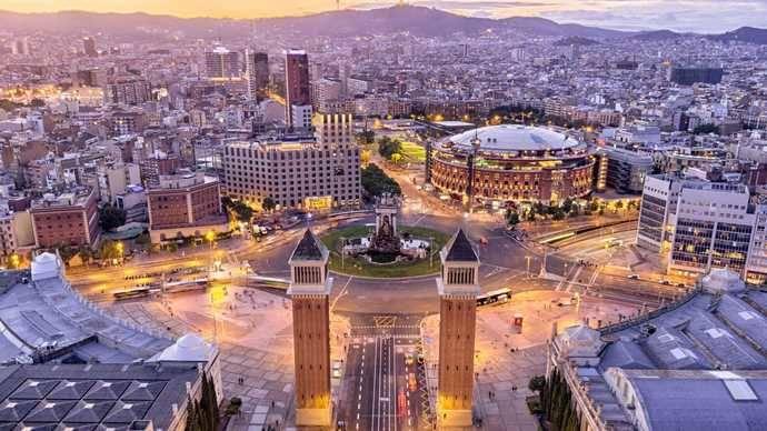 Vuelven a cerrar un total de 36 hoteles en Barcelona