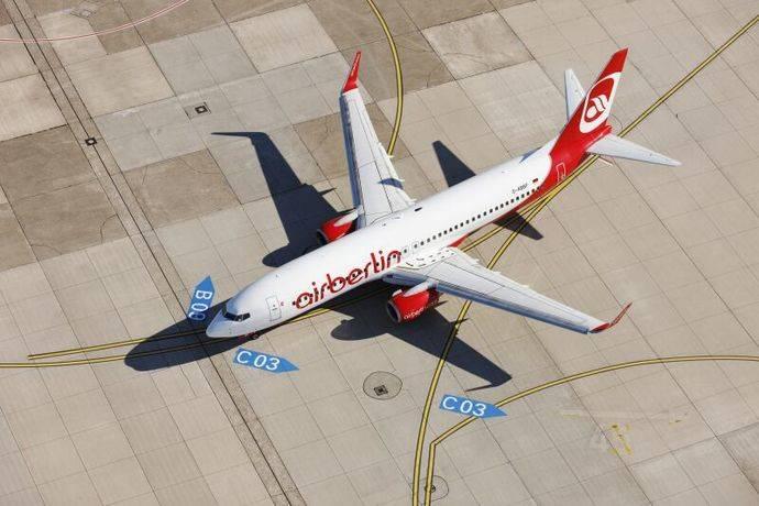Eurowings incorpora 33 aviones de Airberlin