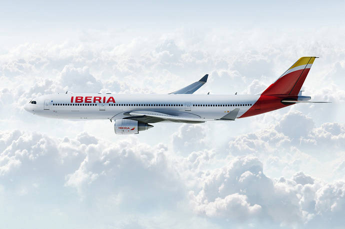 Iberia vuelve a ser la aerolínea más puntual del mundo