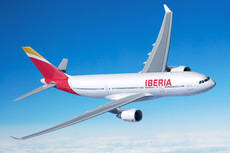 Iberia incorporará a su flota 13 Airbus A330/200