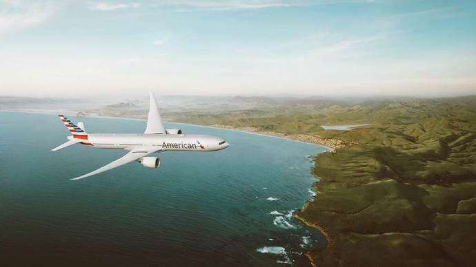 Día de la Tierra y American Airlines: 0 emisiones netas