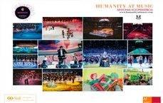 Humanity at Music, en el pódium mundial de eventos