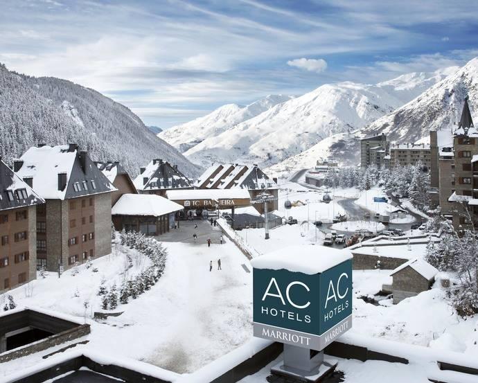 El AC de Baqueira patrocina la Copa de Esquí