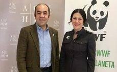 AEHM se suma a WWF España en 'La Hora del Planeta'