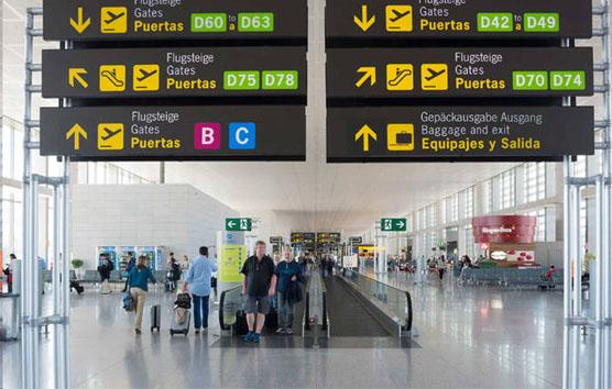 La compañía thyssenkrupp mejora la movilidad en tres aeropuertos de Aena