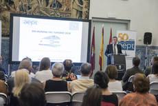 El evento ha tenido lugar en la madrileña Casa de la Panadería.