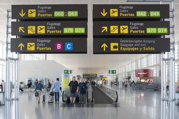 España recibe 66 millones de turistas hasta septiembre