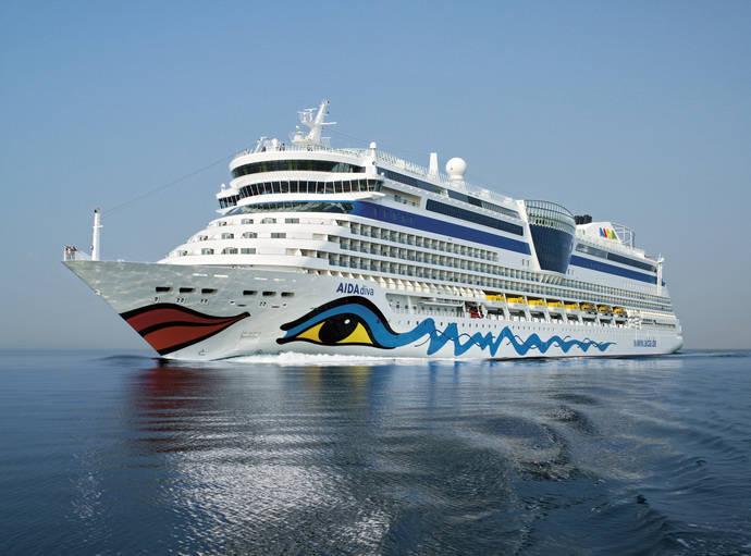 Los pasajeros de cruceros suben un 12% este octubre