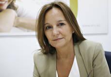 La directora general de ERV en España, Ana Dueñas.