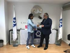 Antonio Carmona recibe la 'Q' de Calidad Turística