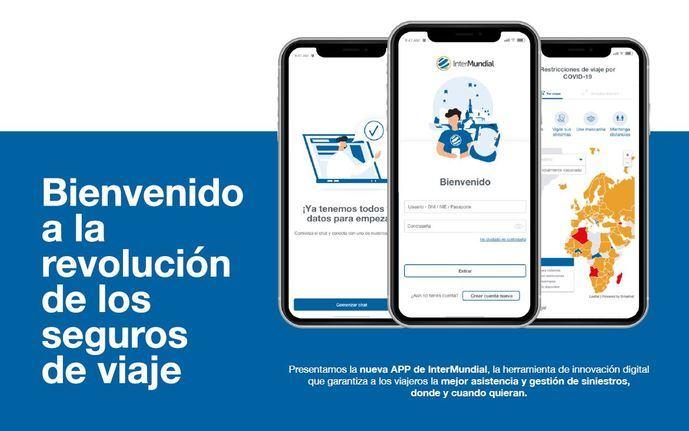 InterMundial diseña una nueva 'app' para viajar seguro