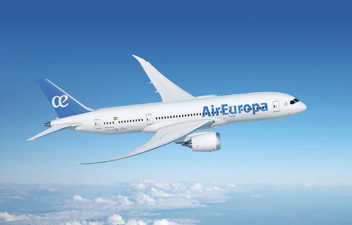 Air Europa se vuelca con la final de la Champions League