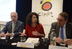 Asián: 'España tiene grandes posibilidades de crecer en el Turismo cosmopolita'