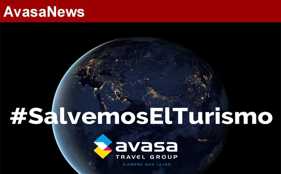 El grupo Avasa se une a la campaña #SalvemosElTurismo