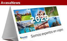 Nuevas campañas para el calendario 2020 de Avasa