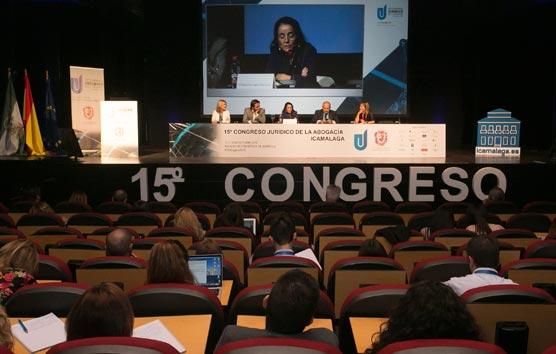 Suspendido el XVI Congreso Jurídico de Icamálaga