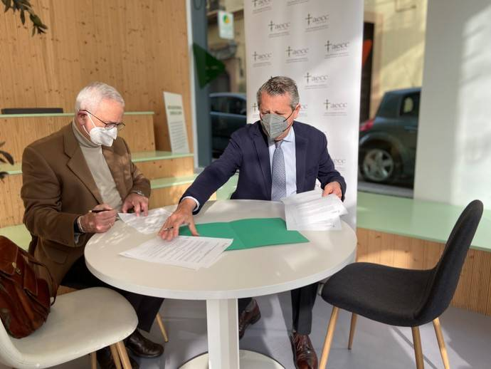 AHS y AECC firman un acuerdo de colaboración