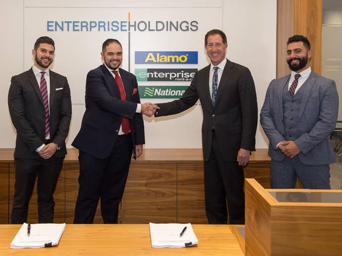 Enterprise Holdings entra en Egipto con Premier Group
