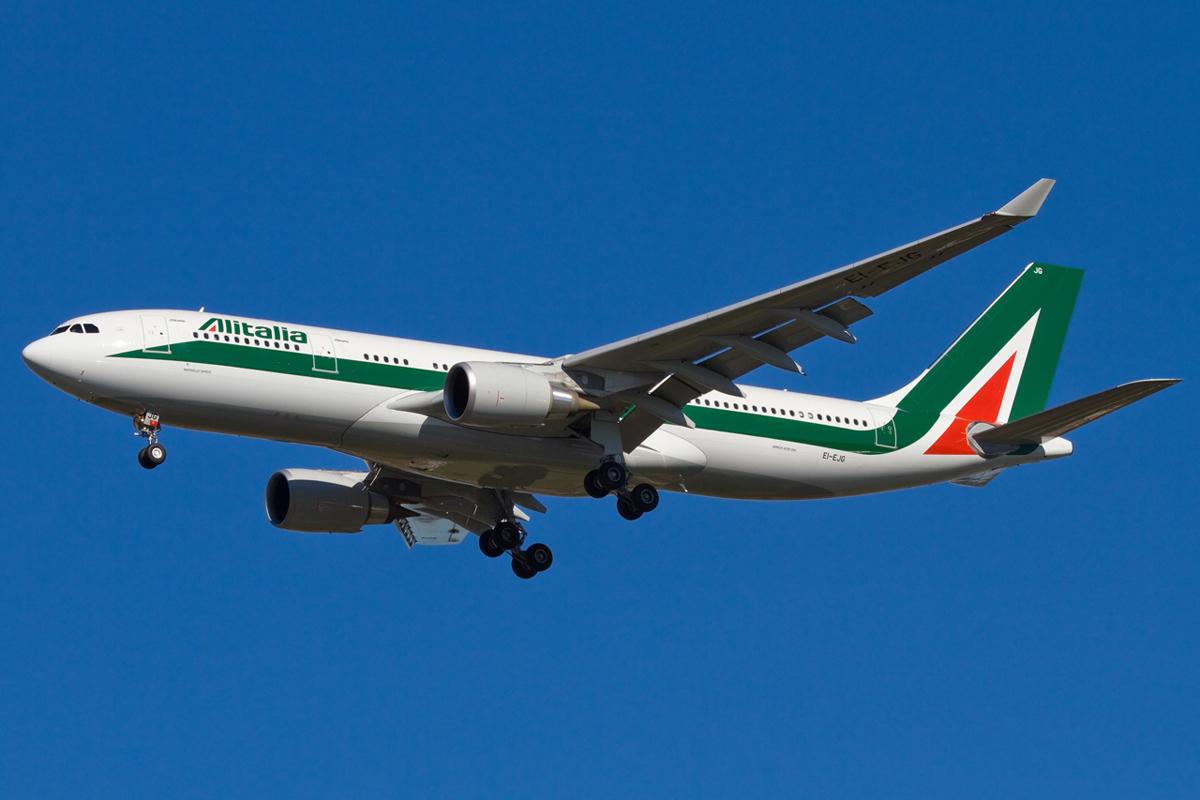 Alitalia reducirá su flota en 20 aviones para 2019