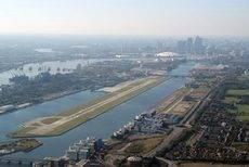 El London City Airport se encuentra a solo 11,2 kilómetros de la ciudad de Londres.