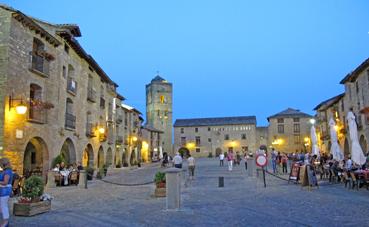Aínsa-Sobrarbe, Capital del Turismo Rural 2018