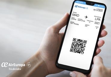 Air Europa presenta un nuevo método de embarque por zonas