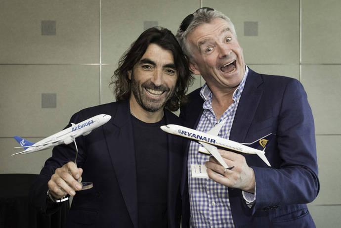 Air Europa y Ryanair rompen su alianza comercial