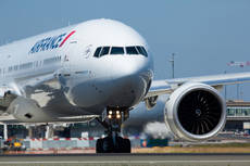 Air France ha registrado un 5% más de pasajeros que en 2016.