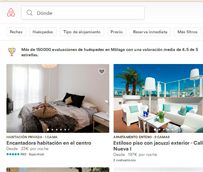 Airbnb colabora en la inscripción de viviendas turísticas