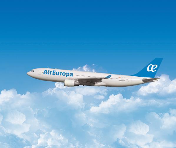 Air Europa operará un vuelo diario Madrid-Nueva York