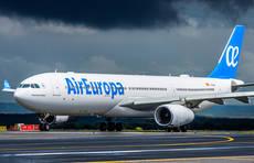 Air Europa crece un 14% en la primera mitad de 2019