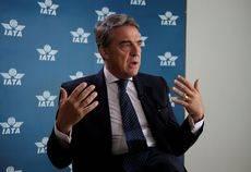 Alexandre de Juniac preside IATA.