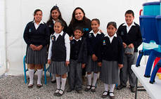 Riu Hotels contribuye en México a la creación de 100 aulas temporales