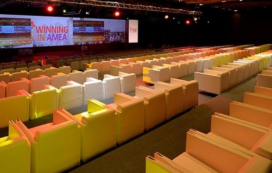 AIPC da las claves para la competitividad de los centros de convenciones